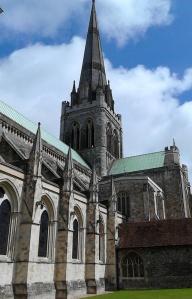 kerk engeland