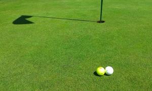 golf balletjes