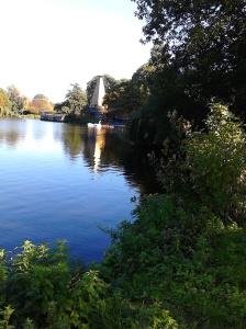 waterpartij zuiderpark