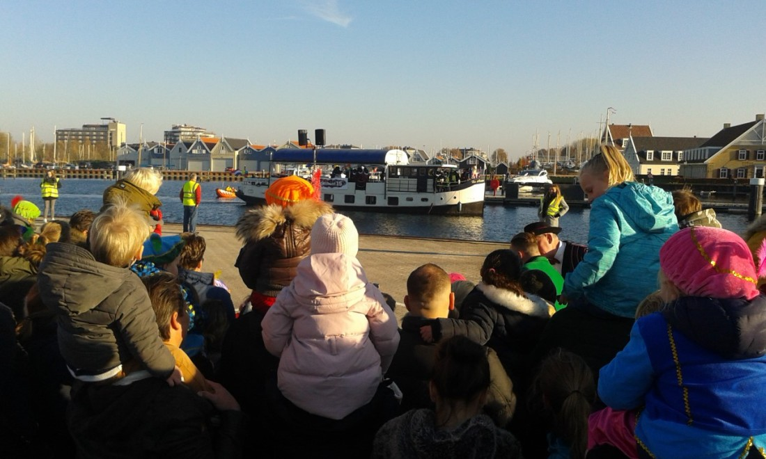 klaasboot plus kinderen