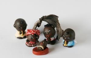 kerstgroep Afrika