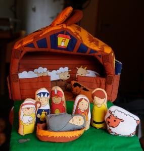 kerstgroep Bruna