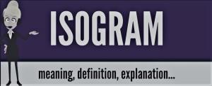 isogram