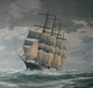 peking schip