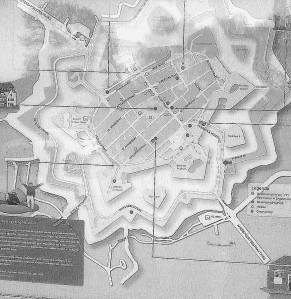 kaart Naardern