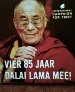 dalai lama 85