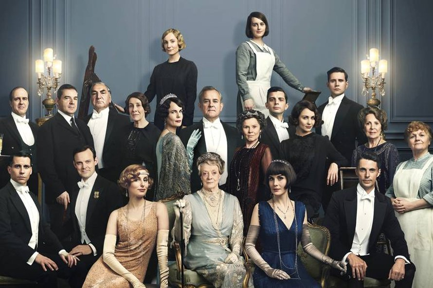 cast downton